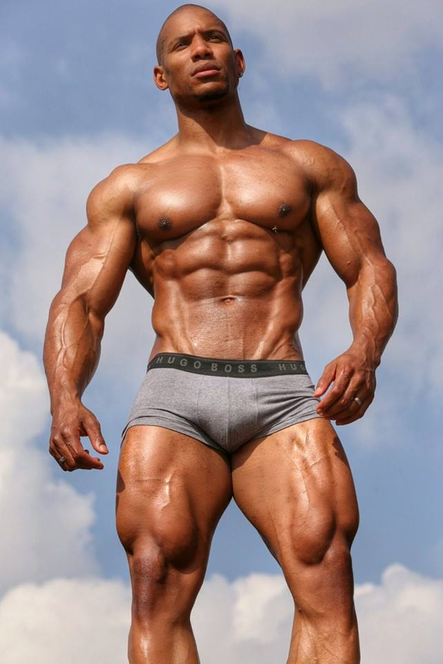 MALE FITNESS MOTIVATION