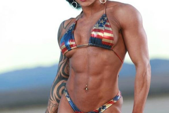 Mikaila Soto IFBB pro