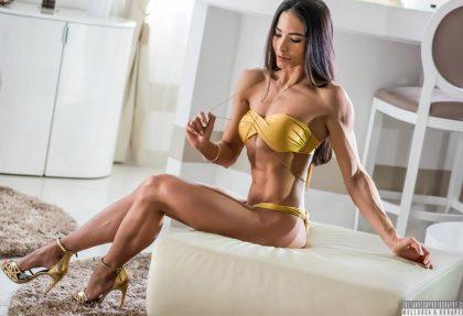 Renata Benigno IFBB Bodyfitness