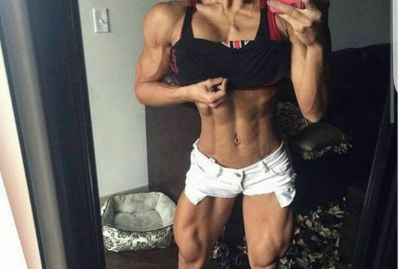 Tina Nguyen IFBB FIGURE